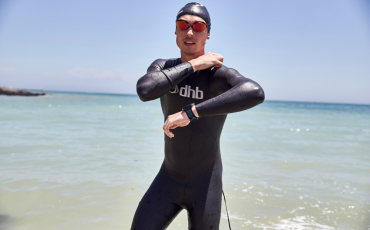 Introducing the new dhb Wetsuit