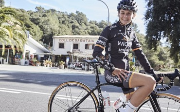 Meet Wiggle High5 Pro Cycling's Anna Christian