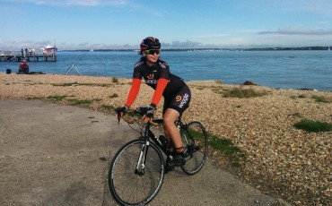 My Cycling Journey - Nassrin Chamanian
