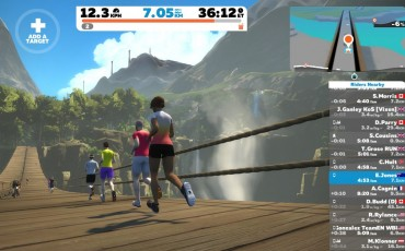 Zwift Run
