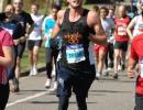 Adam Ryan running a race