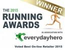 logo of 2015 running awards