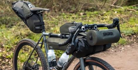Brooks bike bags