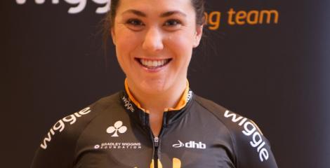 Team Launch portrait image of Chloe Hosking