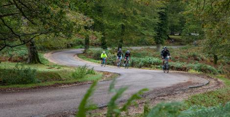 2015 Wiggle Super Series New Forest 100 Sportive