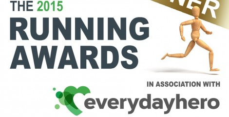 logo of 2015 running awards