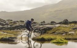 Off-piste riding in the Faroe Islands
