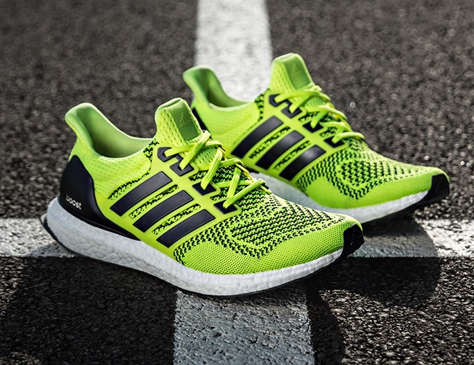 adidas ultra boost running grün schwarz