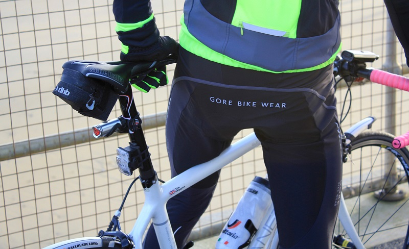 Living With Gore Bike Wear In The Bleak Midwinter