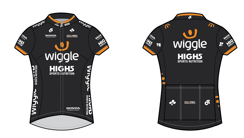 Wiggle High5 women's professional cycling team